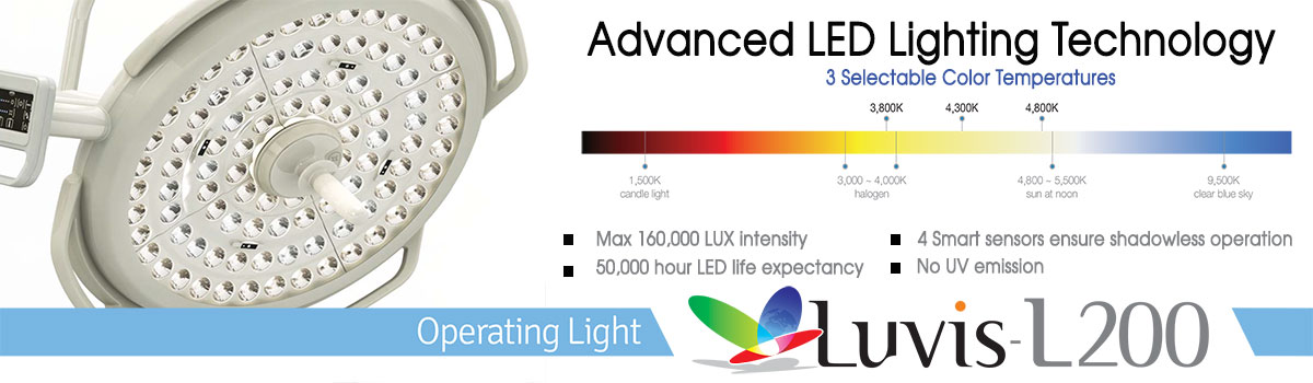 Luvis LED Lighting L200