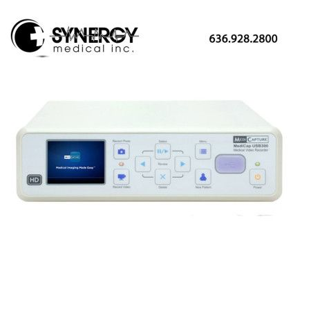 Medicap USB300 Medical Video Recorder by Medicapture