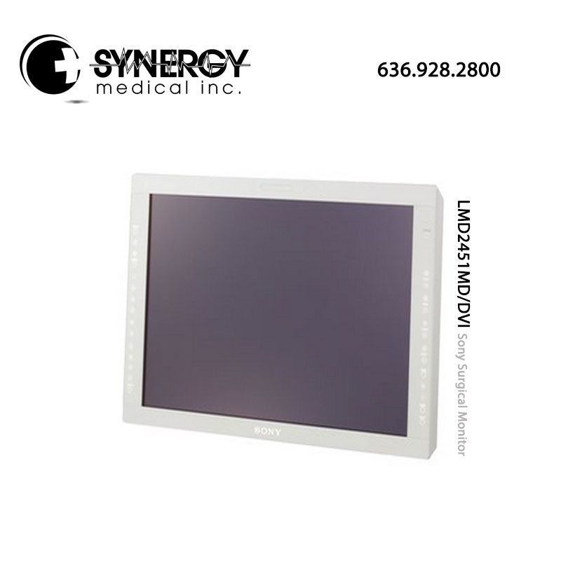 Sony LMD2451MD/DVI (LMD-2451MD/DVI) 24in Surgical Monitor