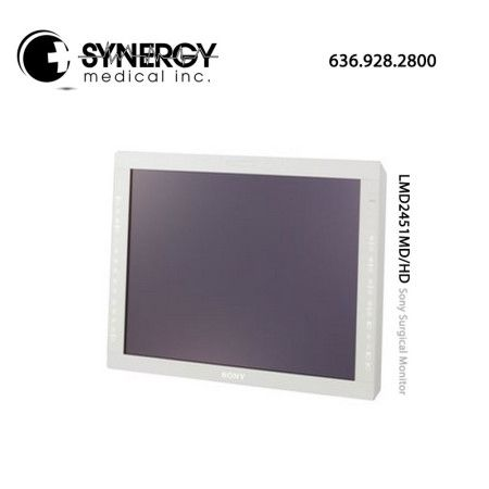 Sony LMD2451MD HD Surgical Monitor