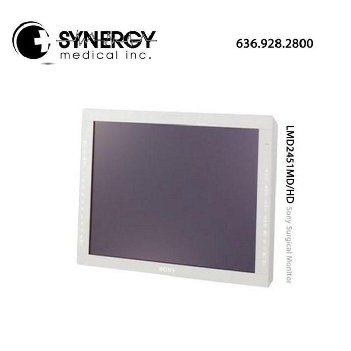 Sony LMD2451MD/HD (LMD-2451MD/HD) 24in Surgical Monitor