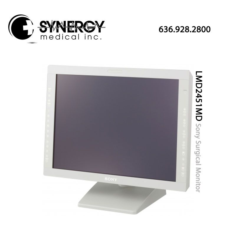 Sony LMD2451MD (LMD-2451MD) 24in Surgical Monitor