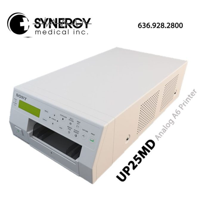 Sony UP25MD (UP-25MD) Analog A6 Medical Printer