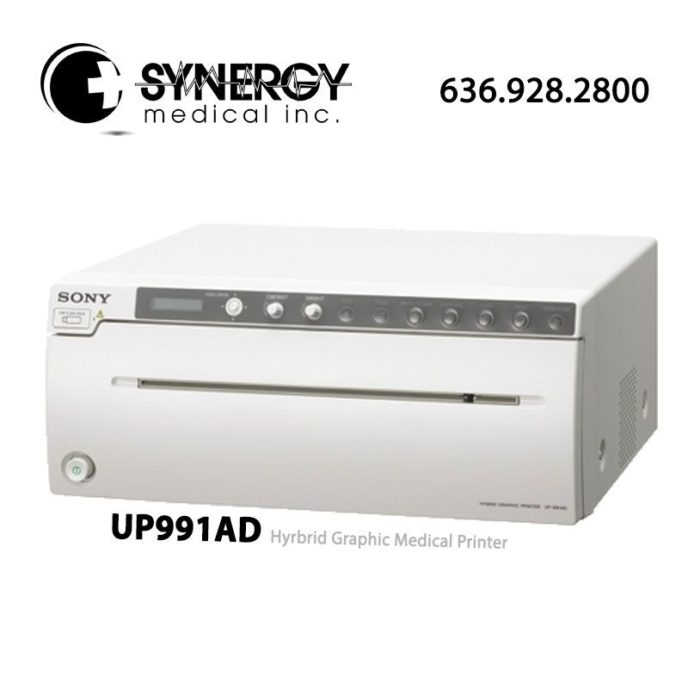 Sony UP991AD (UP-991AD) Hybrid Graphic Medical Printer