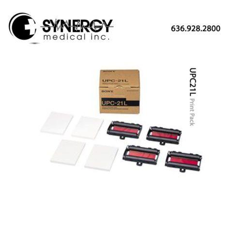 Sony UPC21L (UPC-21L) Print Pack