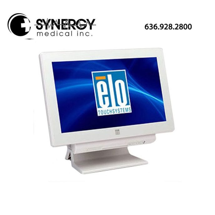 Elo 1519LM E019027 15.6″ AccuTouch LCD Touch Monitor for Healthcare