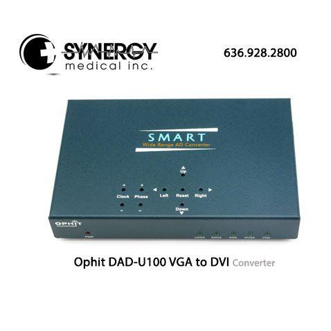 Ophit DADU100 (DAD-U100) VGA to DVI Converter