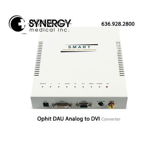 Ophit DAU Analog to DVI Converter