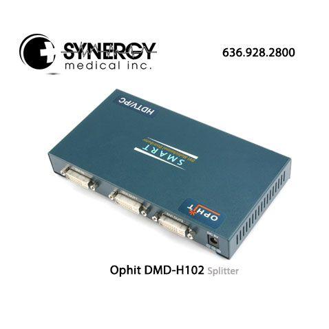 Ophit DMDH102 (DMD-H102) DVI Splitter