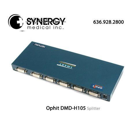 Ophit DMDH105 (DMD-H105) DVI Splitter