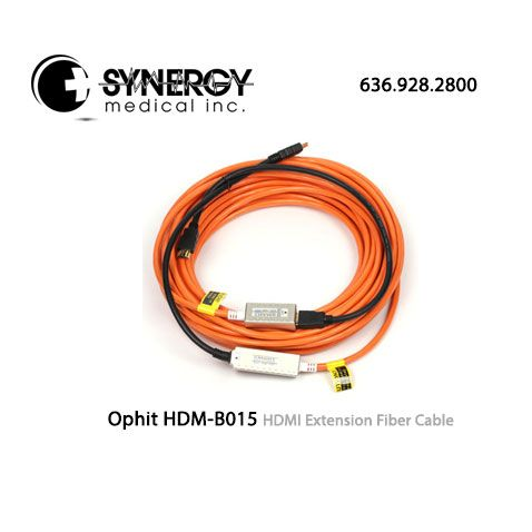 Ophit HDMB015 (HDM-B015) HDMI Extension Fiber 15m/50ft Cable