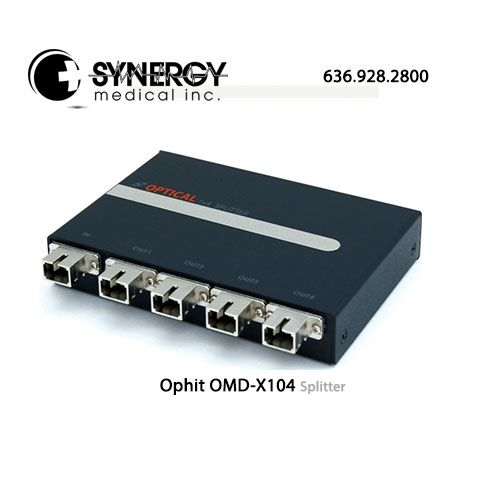 Ophit OMDX104 (OMD-X104) Optical DVI Splitter