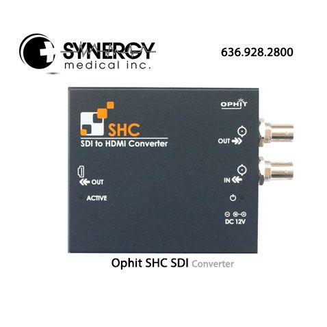 Ophit SHC SDI Converter
