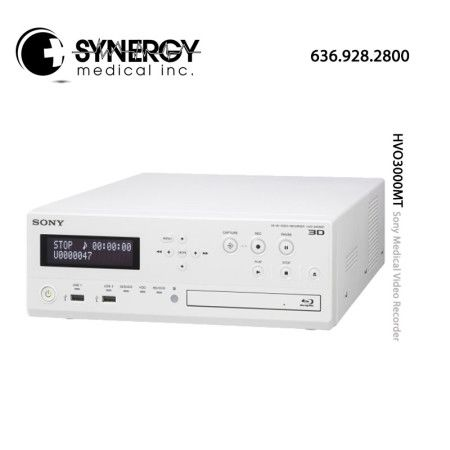Sony HVO3000MT (HVO-3000MT) Medical Video Recorder