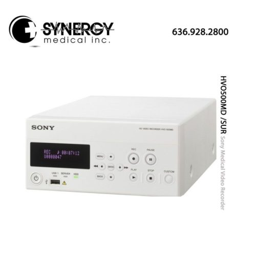 Sony HVO500MD/SUR (HVO-500MD/SUR) Medical Video Recorder