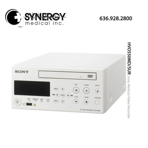 Sony HVO550MD/SUR (HVO-550MD/SUR) Medical Video Recorder