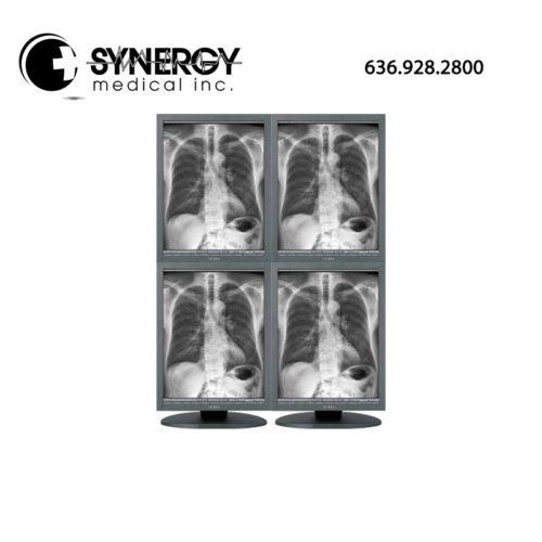 Totoku 3MP MS35i2 Quad Head Grayscale Diagnostic Monitors