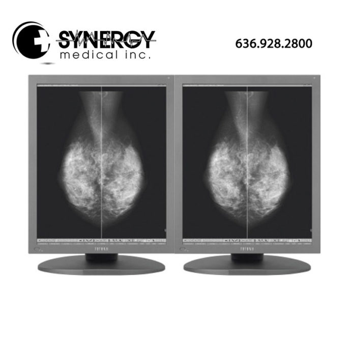 Totoku 5MP MS55i2 Dual Head Grayscale Diagnostic Monitors