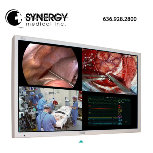 FSN FS-L5502D 4K UHD 55in Surgical Monitor