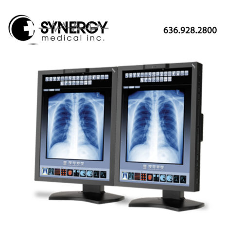 NEC MDC3-BNDN1 3MP Dual Diagnostic Monitor