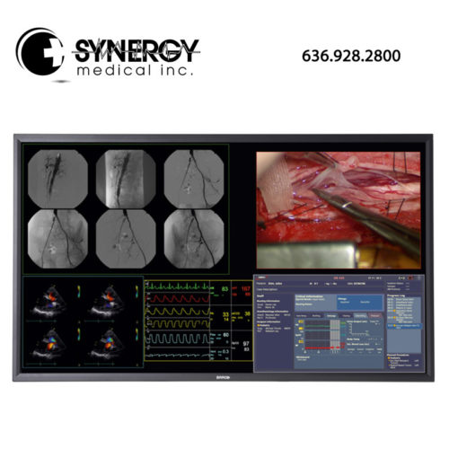Barco MDSC-8258 58in Surgical Monitor