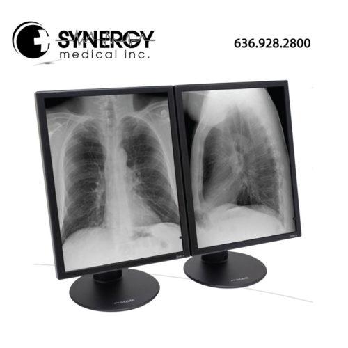 NDS Dome S3 997-6813-00-2EN Dual Diagnostic Monitor