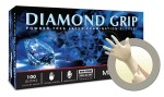 Microflex Black Dragon BD-100L powder free latex glove