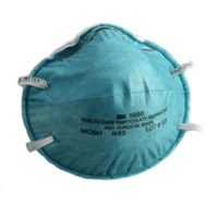 3M N95 Particulate Respirator & Surgical Mask - 1860-particulate-respirator-mask-cone-molded-reg-120cs