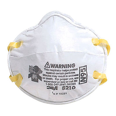 3M Occupational N95 Particulate Respirator