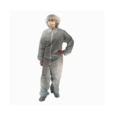 Dukal Disposable Coveralls 382Xl