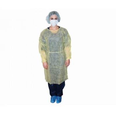Dukal Infection Control Gowns 301 301BL 303 303W