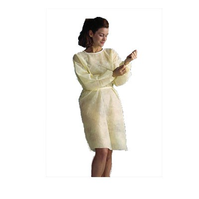 Graham Medical Non-Woven Isolation Gown 241