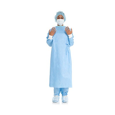 Halyard Fabric Reinforced Surgical Gowns 90112 90142