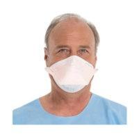 Halyard N95 Respirator Face Masks - 46728-pfr95-n95-respirator-mask-singles-reg-210cs
