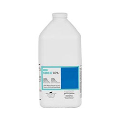 J&J ASP Cidex Opa Solution 20390