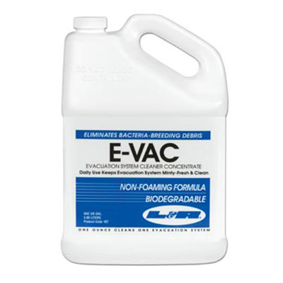 L&R E-Vac Evacuation System Cleaner Concentrate 107