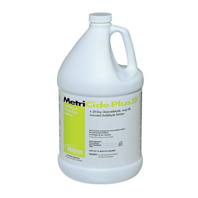 Metrex Metricide Plus 30 Disinfecting Solution 10-3200