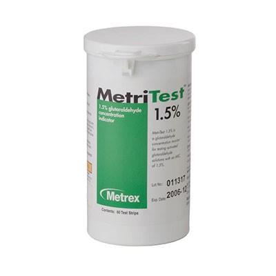Metrex Metritest Glutaraldehyde 10-303