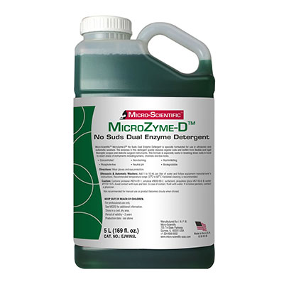 Micro-Scientific Microzyme-D Detergent mzd04-128