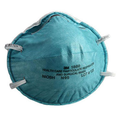 Molnlycke Barrier N95 Particulate Respirator