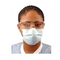 Tidi Tidishield Procedure Facemasks - 9040db-earloop-procedure-facemask-ocean-blue-500cs