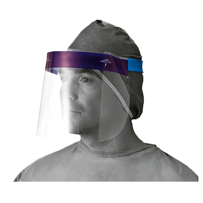 Medline Disposable Face Shield