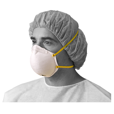 Medline N95 Particulate Respirator