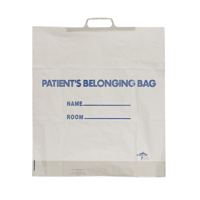 Medline Patient Belonging Bag NON026320