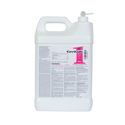 Metrex cavicide1 surface disinfectant 13 5000 for Surface container