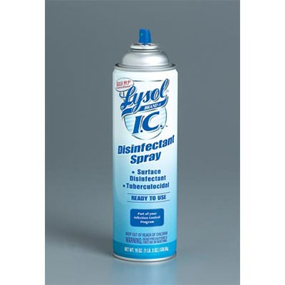 Sultan Professional Lysol Brand Disinfectant Spray 74675