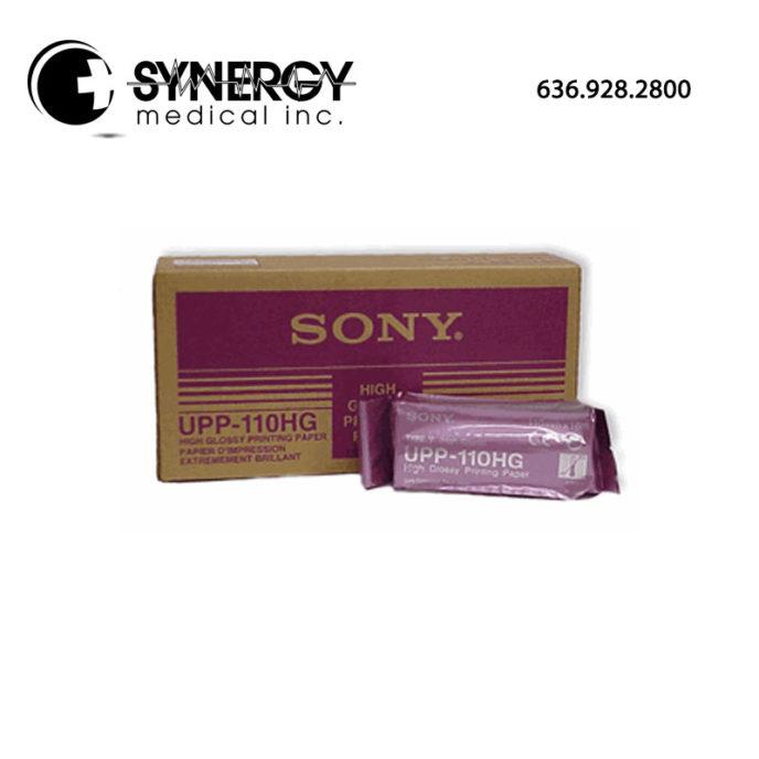 Sony UPP110HG (UPP-110HG) High Gloss Printing Paper