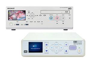 medical video recording equipment