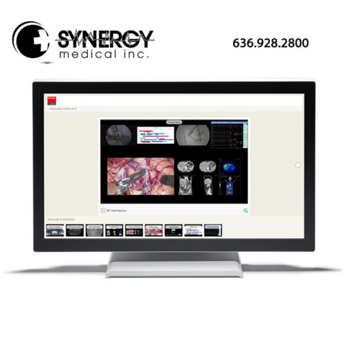 Barco AMM 215WTTP 21.5in Full HD  Medical Touchscreen