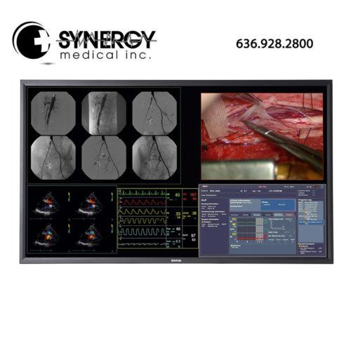Barco MDSC-8358 58in 4K UHD Slimline Surgical Monitor